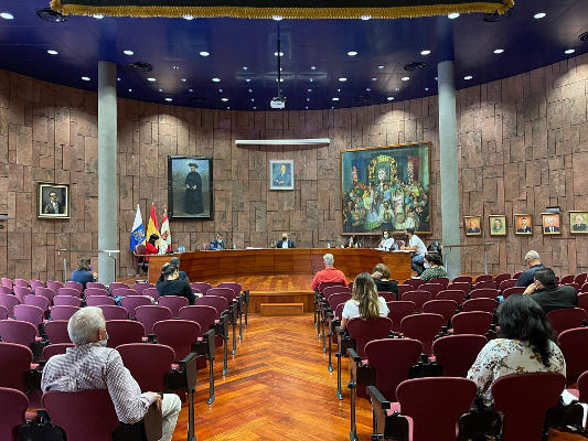 23 millones de euros incorpora el Cabildo al presupuesto para inversiones