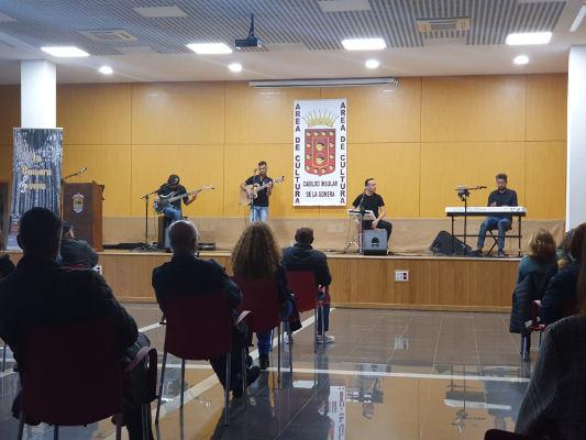 El Circuito Insular de Música 'La Gomera Suena' llega a San Sebastián