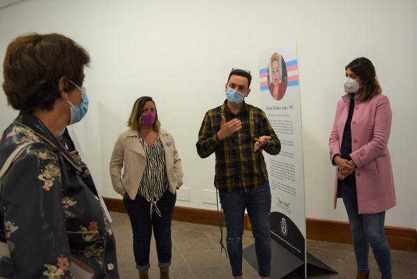 Ayer y Hoy. Memoria Trans de Canarias, exposición en La Laguna