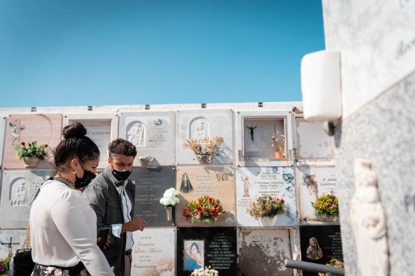 Mejora la accesibilidad de los tres cementerios de la Comarca Nordeste