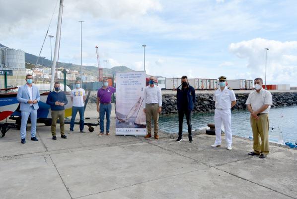 Primer Campeonato Insular de Vela Latina en La Palma