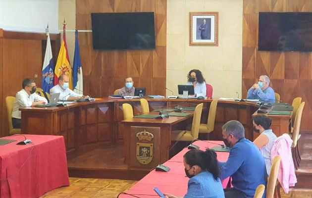 Desarrollo del programa 'La Palma Orgánica' junto a los ayuntamientos