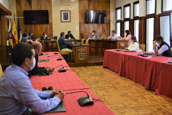 Plan de Cooperación de Obras y Servicios Municipales