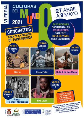 VI Feria de las Culturas del Mundo se celebrará en Puntagorda