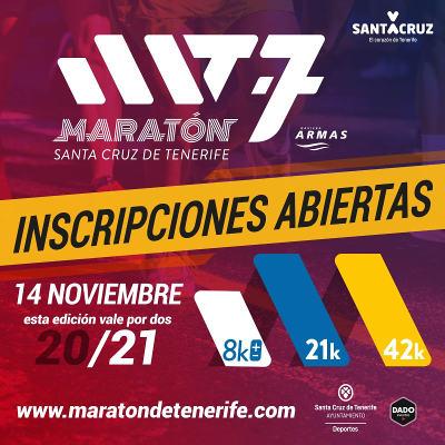 La Maratón Internacional de Santa Cruz abre plazo de inscripciones