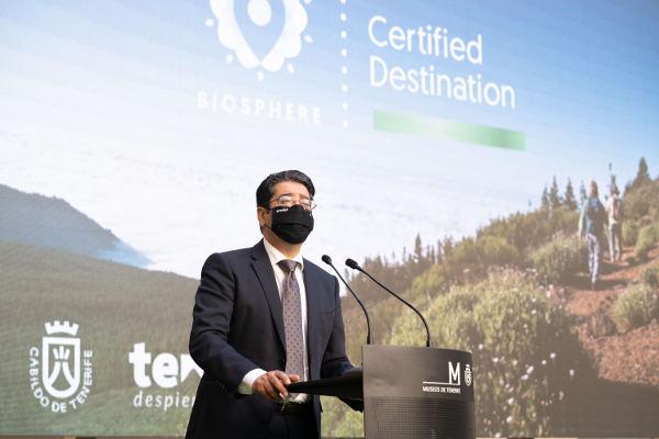 Certificación Biosphere, que avala la sostenibilidad del destino