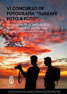 """Nueva edición del concurso fotográfico """"Tijarafe Foto a Foto"""""""