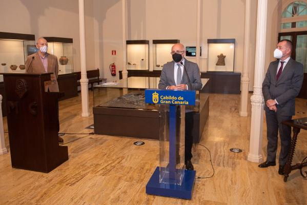 El Museo Canario se convertirá en Museo Insular de Arqueología