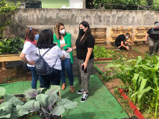 Cultiva y Comparte, huerto urbano y un proyecto de inclusión