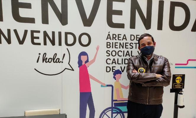 Mujer y que vive sola, perfil de las personas mayores de La Laguna