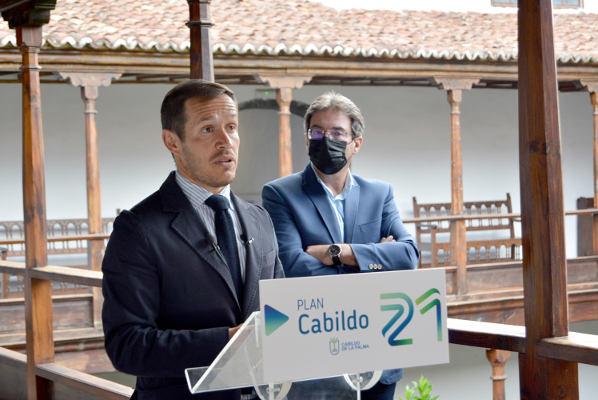 28 millones para estimular la economía insular con el Plan Cabildo 21