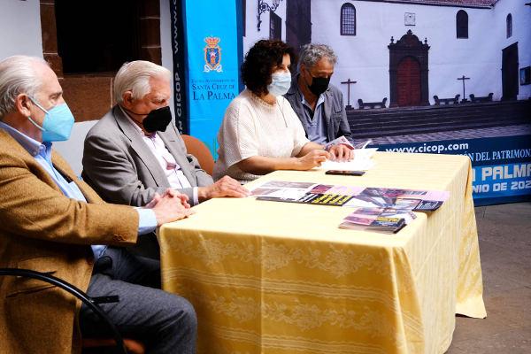 La Palma acogerá el XXI Simposio sobre Centros Históricos y Patrimonio Cultural de Canarias