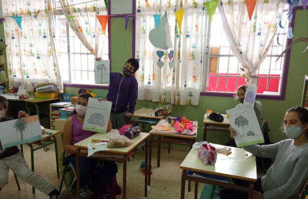 La Escuela Verde, fin de la IV edición del proyecto