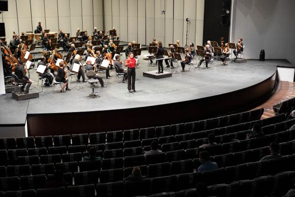 Beethoven y otros héroes, primero de los conciertos socioeducativos