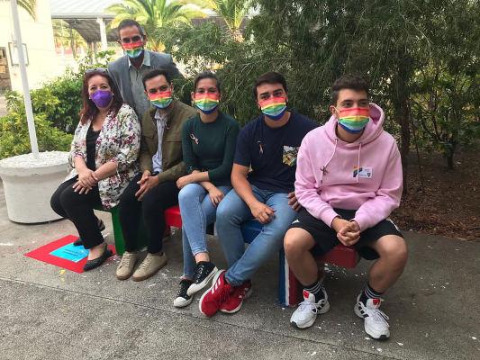 Día Internacional contra la LGBTIQfobia, se conmemora en el Cabildo