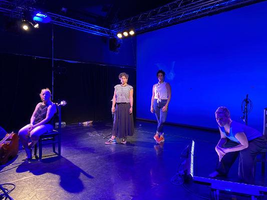 NUMAcircuit lleva al Auditorio de Tenerife el concierto audiovisual Zona acordonada