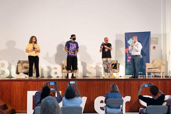 Buenavista Diversa cierra un festival centrado en el mundo empresarial