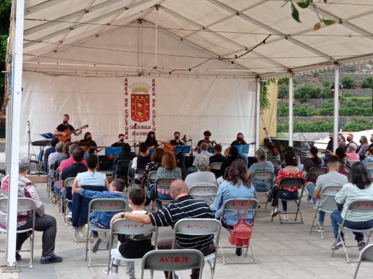 El Circuito Insular de Música 'La Gomera Suena' cierra su programación