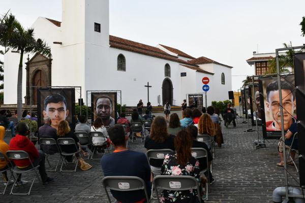 Las Raíces, exposición fotográfica en Buenavista del Norte