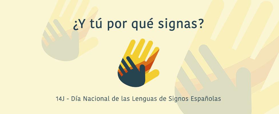 Día Nacional de las Lenguas de Signos, La Laguna se ilumina de turquesa
