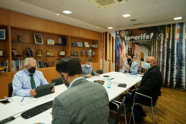 El Consejo Asesor de Turismo de Tenerife inicia su primera sesión