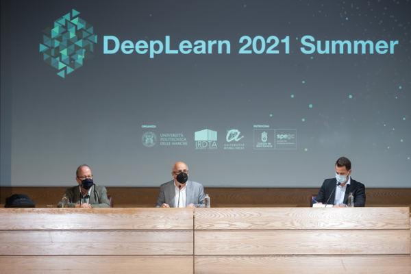 DeepLearn 2021 Summer reúne en Gran Canaria a 625 expertos