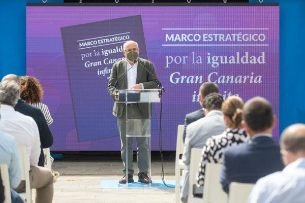 Marco Estratégico por la Igualdad de la sociedad de Gran Canaria