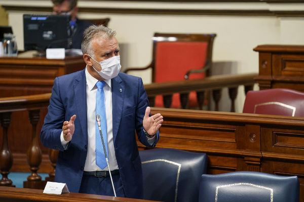 Logros del Gobierno de Canarias ante el Ejecutivo central