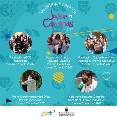 El premio Joven Canarias 2021 para la Fundación ADSIS