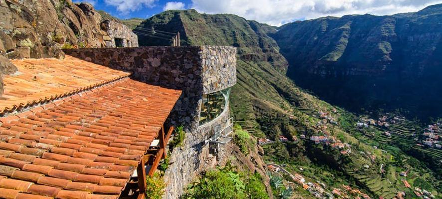 Rehabilitación del Mirador de El Palmarejo en Valle Gran Rey