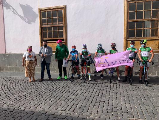 Tour de la ilusión, campaña solidaria del proyecto Woman in Bike