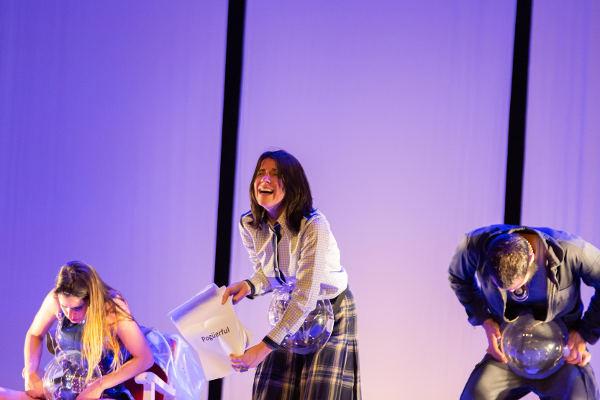 La comedia Pogüerful, de Bibiana Monje, llega a Lanzarote