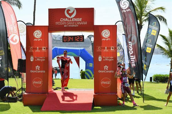 Impacto mediático del V Anfi Challenge Mogán Gran Canaria