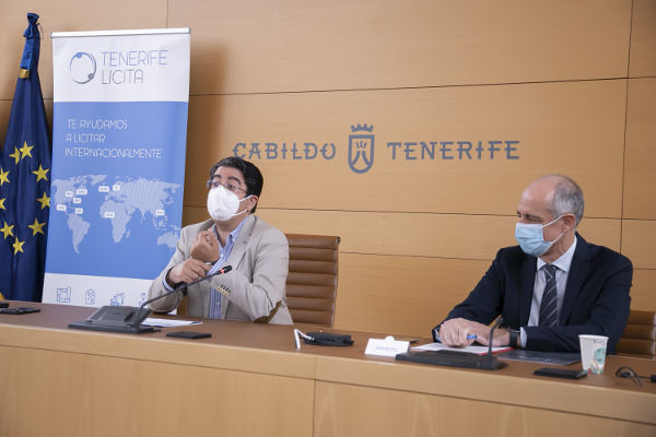 Concurrencia de empresas tinerfeñas en licitaciones internacionales
