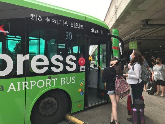 Se reactivará la línea aeroexpress 30 por el incremento de la demanda