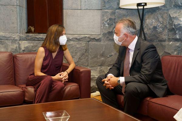 Para modernizar la economía de cuidados Canarias recibe 122,5 M