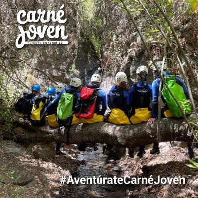 36 jóvenes disfrutaron este verano de experiencias de turismo activo