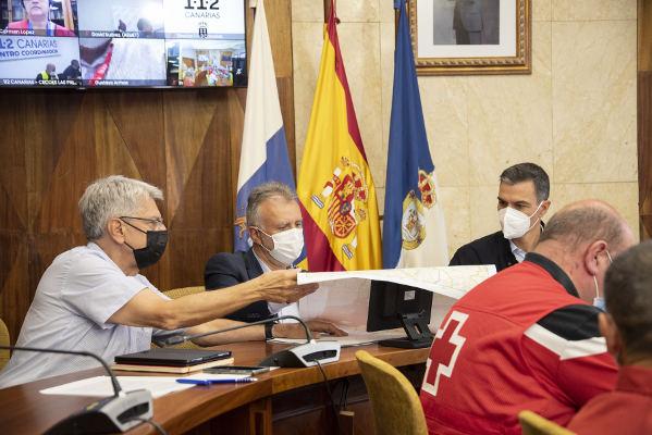 Adquisición de 44 viviendas más para los afectados por el volcán