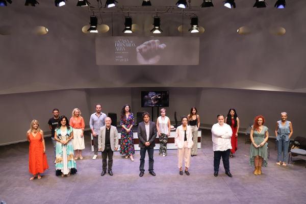 La casa de Bernarda Alba de Lorca llega al Auditorio de Tenerife